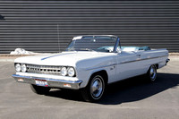 1963 Olds Convertible